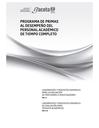 Evaluación del Personal Académico de la UNAM