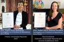 Ceremonia virtual de entrega del Premio Universidad Nacional y del Reconocimiento Distinción Universidad Nacional para Jóvenes Académicos 2020