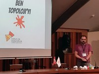 Colaboración del Instituto de Matemáticas en el Festival de Matemáticas en Estambul