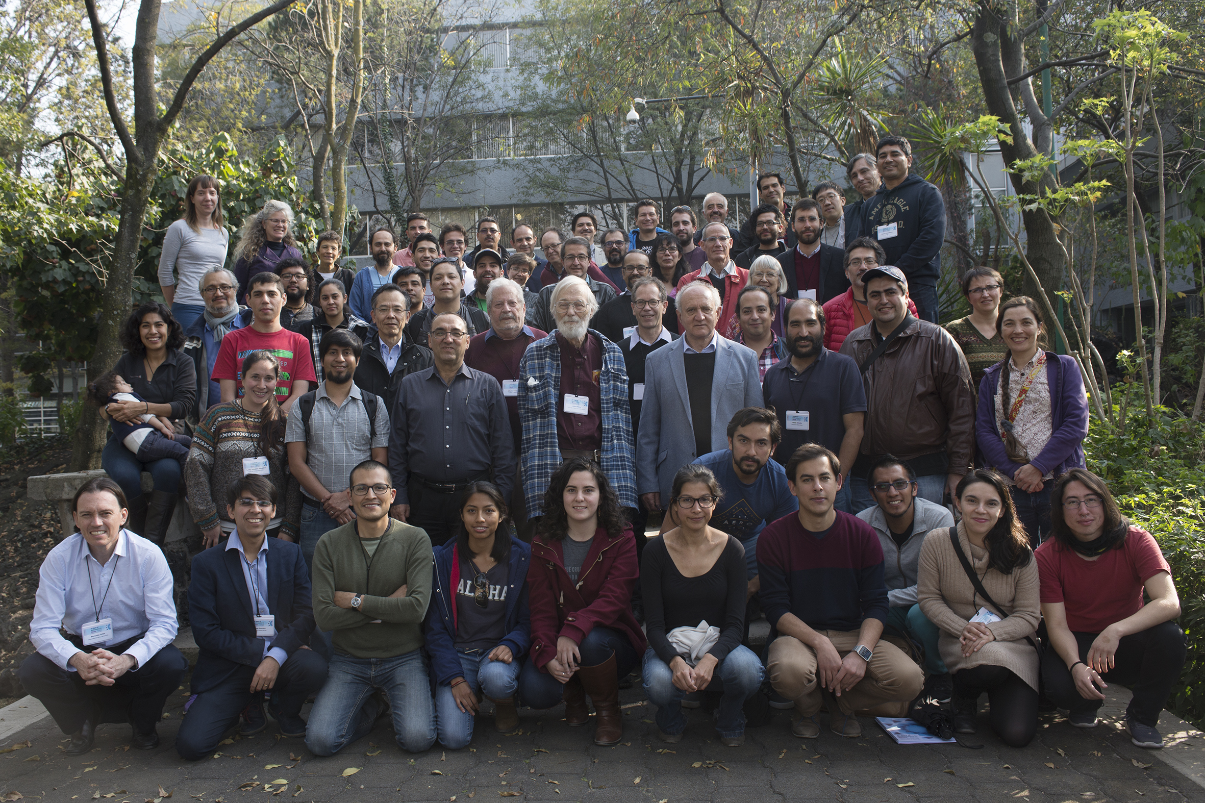 """Concluye exitosamente Conferencia Internacional """"75 años de matemáticas en México"""""""