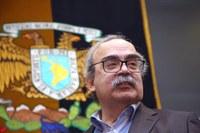 El Dr. José Antonio de la Peña merecedor del grado de Doctor Honoris Causa de la UNAM