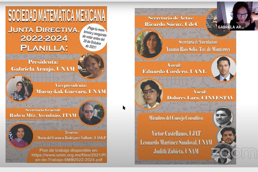 Elecciones Junta Directiva SMM 2022-2024