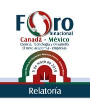 Foro Binacional Canadá-México - Relatoría