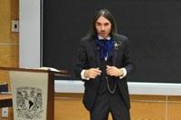 Gran oportunidad de las matemáticas para influir en el mundo real, Cédric Villani en la UNAM