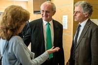 Informe de José A. Seade. Matemáticas consolida su liderazgo académico.