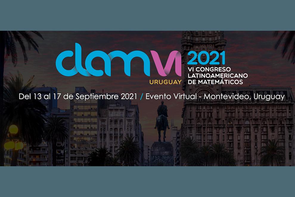 Inicia el VI Congreso Latinoamericano de Matemáticos (CLAM 2021)