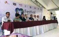 Inicia Festival de Matemáticas, Ciencia y Cultura en la Plaza de la Danza, Oaxaca
