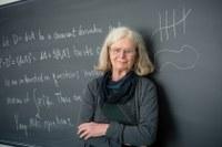 Karen Uhlenbeck es la primera mujer galardonada con el Premio Abel