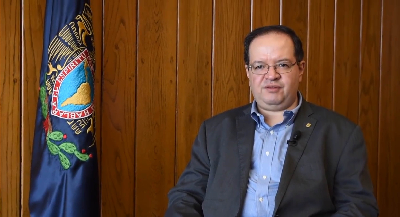 Mensaje del Secretario General de la UNAM, Dr. Leonardo Lomelí Vanegas