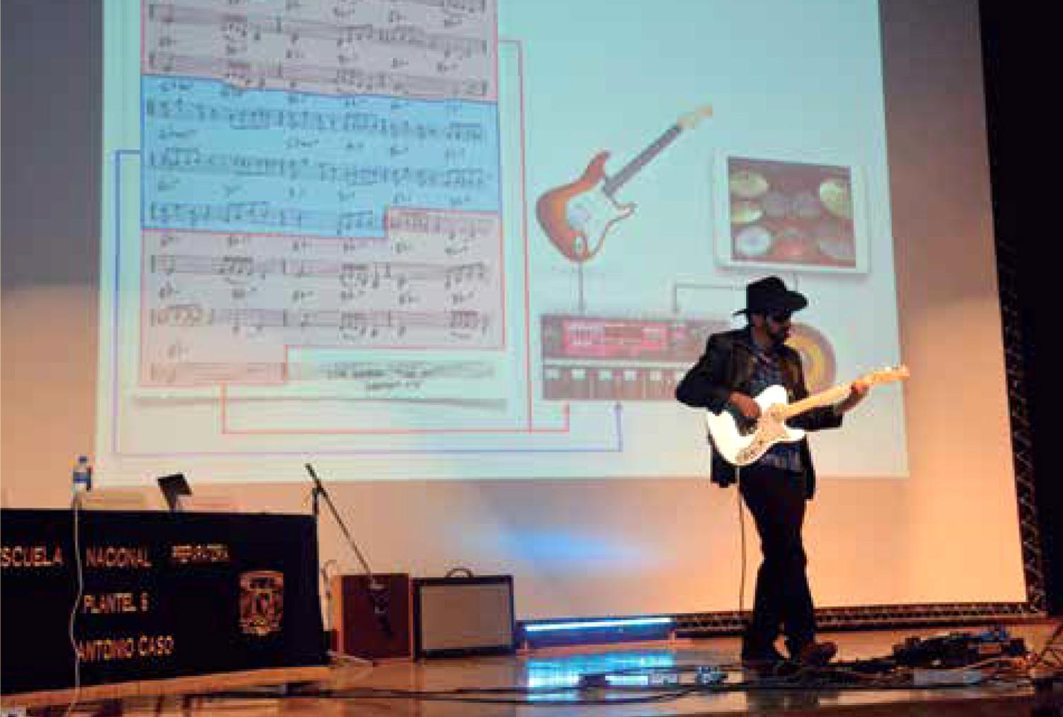 Música y matemáticas para motivar vocaciones