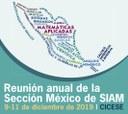 Primera Reunión anual SIAM - Sección México