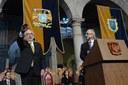 Rinde protesta Enrique Graue Wiechers como Rector de la UNAM para el periodo 2019-2023
