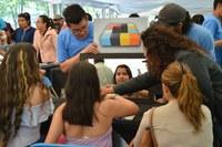 Sin temor a las matemáticas, 8º Festival Matemático del IMUNAM