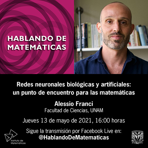 Hablando de Matemáticas - 13 mayo de 2021