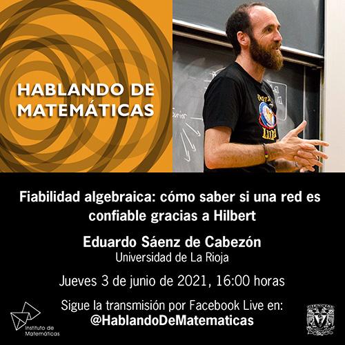 Hablando de Matemáticas 3 de junio
