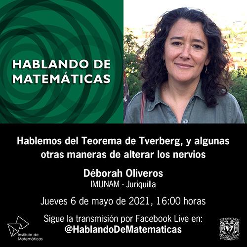 Hablando de Matemáticas - 6 de mayo