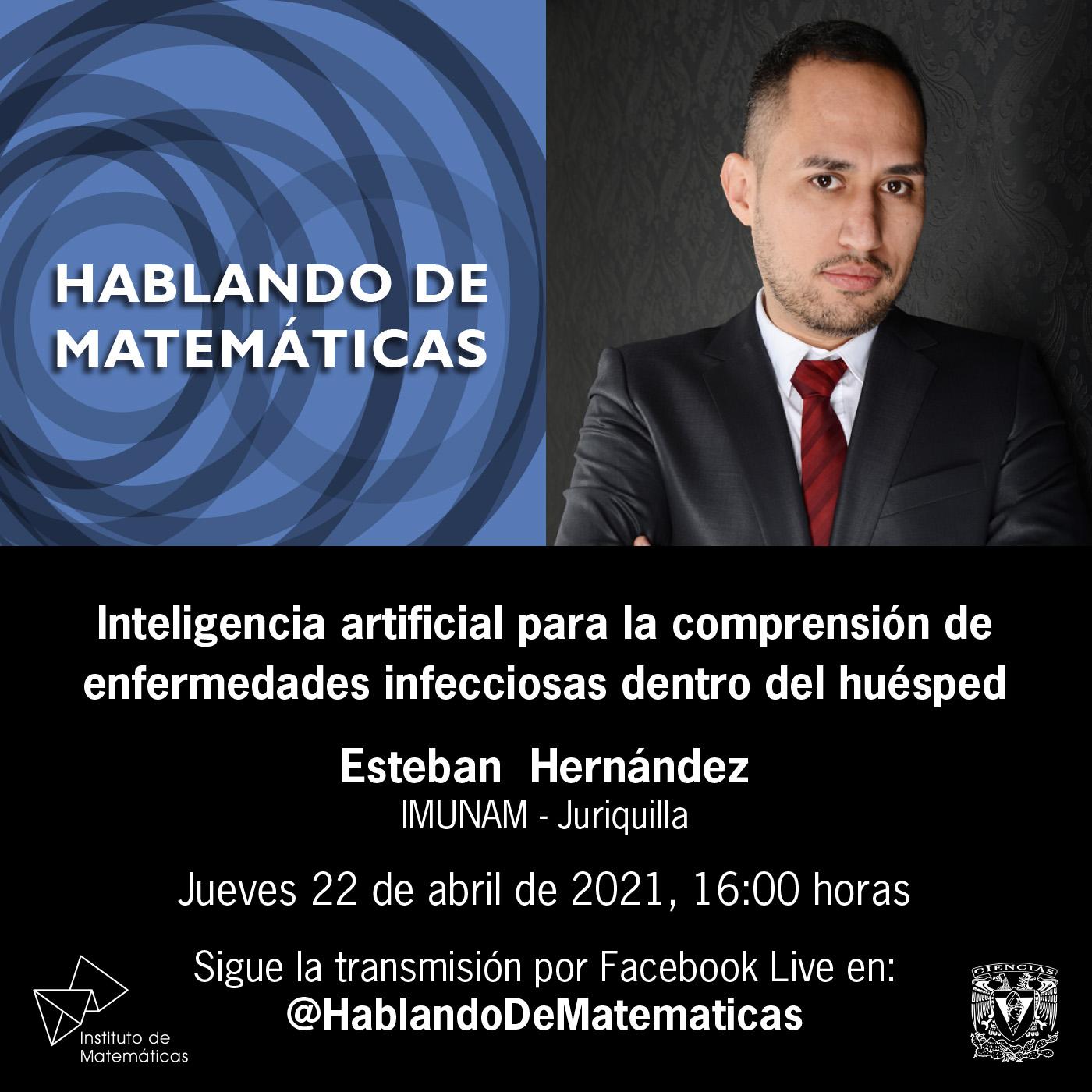 Hablando de Matemáticas 22 abril