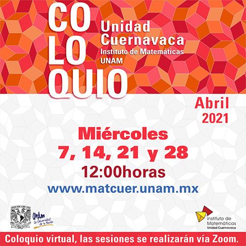Coloquio Cuernavaca, abril