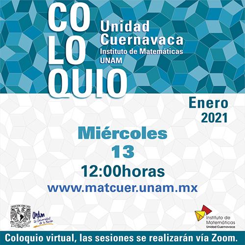 Coloquio Cuernavaca, Enero
