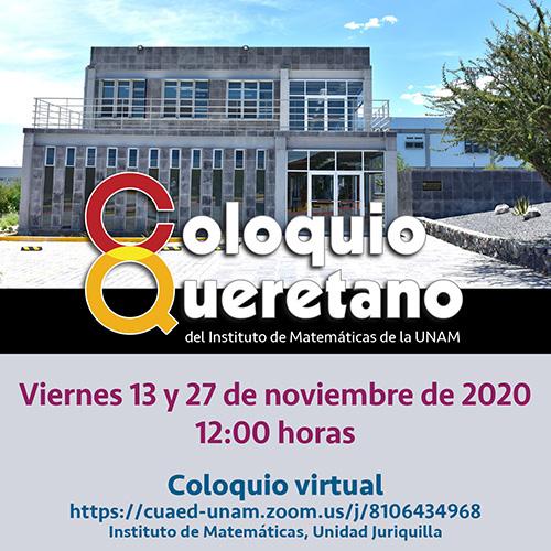 Coloquio Queretano, Noviembre