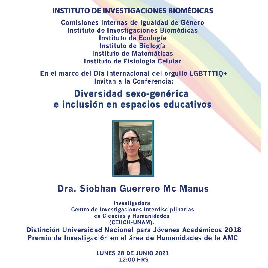 Diversidad sexo-genérica e inclusión en espacios educativos