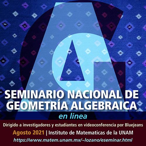 Seminario Nacional de Geometría Algebraica