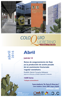 Abril: Coloquio Queretano Extraordinario