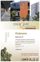 Febrero: Coloquio Queretano