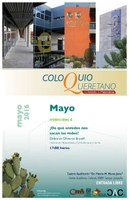 Mayo: Coloquio Queretano