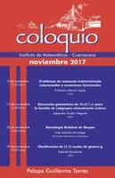Noviembre: Sesiones para Coloquio de la Unidad Cuernavaca