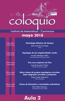Coloquio del IMUNAM - Cuernavaca