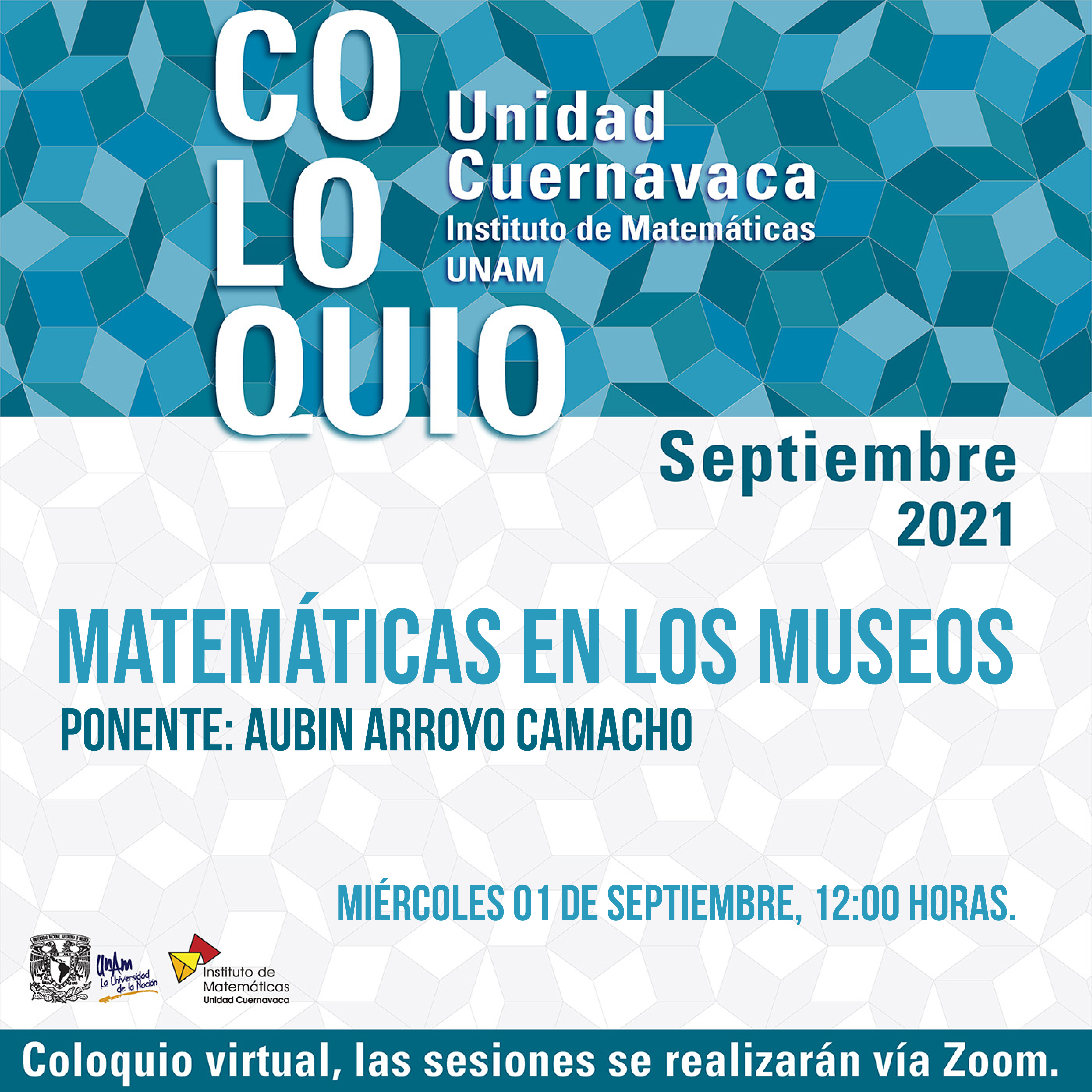 Coloquio Cuernavaca, septiembre