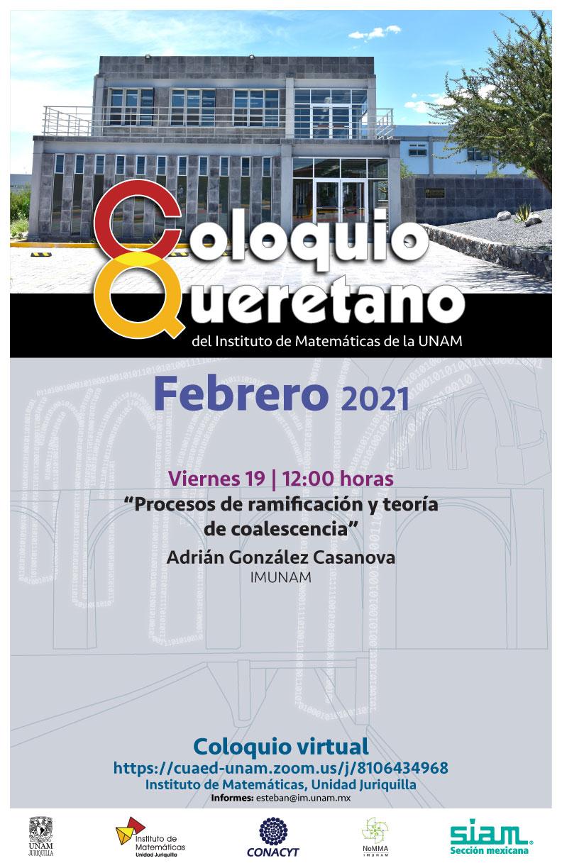 Coloquio Queretano, Febrero