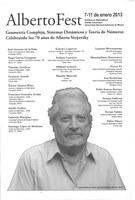 Alberto Fest: Geometría Compleja, Sistemas Dinámicos y Teoría de Números