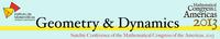 Geomety and Dymanics 2013
