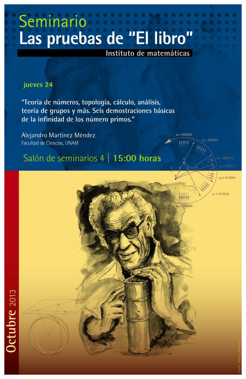 Teoría de números, topología, cálculo, análisis y más. Seis demostraciones básicas de la infinidad de los número primos.