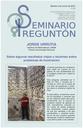 Seminario Preguntón:  Jorge Urrutia