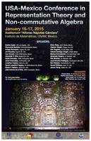 USA-Mexico Conference in Representation Theory and Non-Commutative Algebra