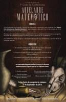 """Convocatoria para 7o ciclo del """"Aquelarre Matemático"""""""