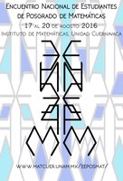 Encuentro Nacional de Estudiantes de Posgrado de Matemáticas