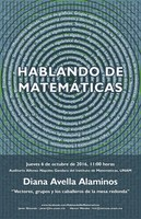 HABLANDO DE MATEMÁTICAS: Diana Avella Alaminos, Facultad de Ciencias, UNAM