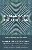HABLANDO DE MATEMÁTICAS: Marco Arieli Herrera Valdez, Facultad de Ciencias, UNAM