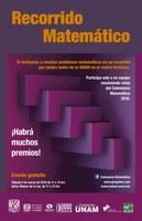 RECORRIDO MATEMÁTICO