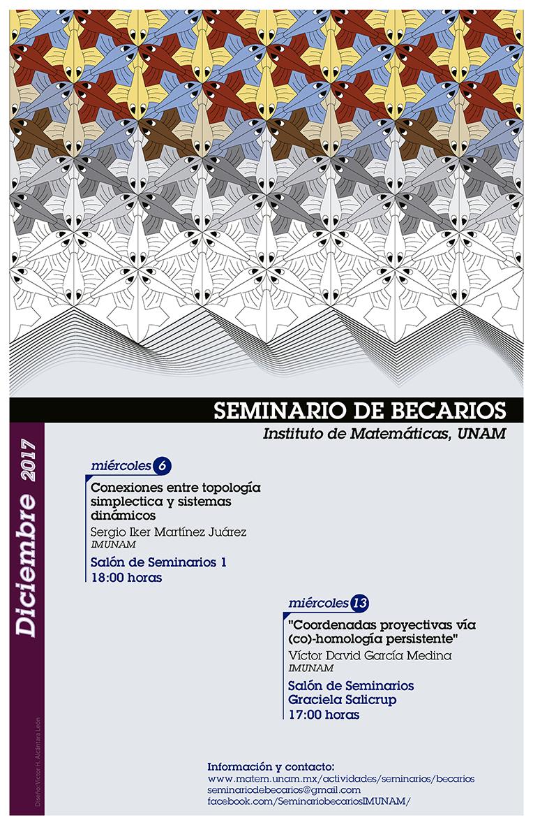 Diciembre: Sesiones para el Seminario de Becarios