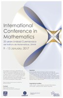 International Conference in Mathematics. 20 años Unidad Cuernavaca del Instituto de Matemáticas