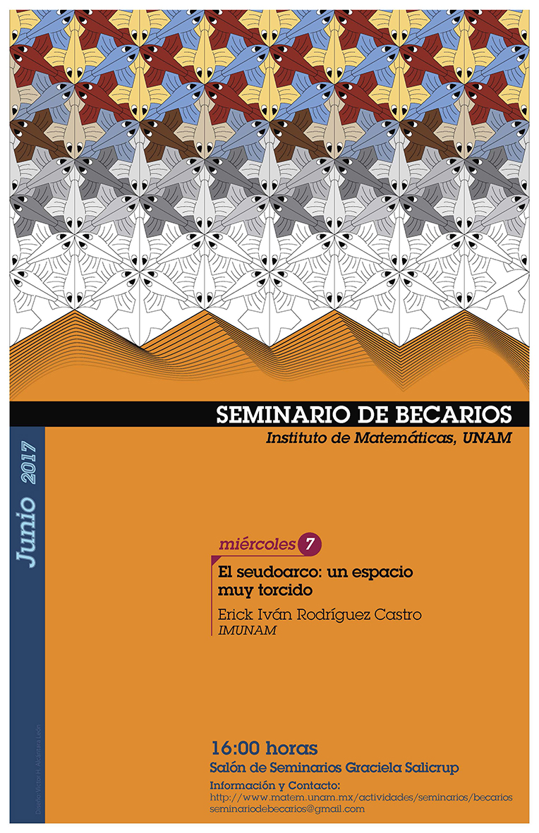 Junio: Sesión para Seminario de Becarios