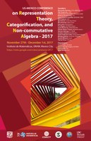 US-Mexico Conference on Representation Theory, Categorification, and Non-commutative Algebra - 2017
