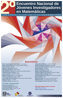 2º Encuentro Nacional de Jóvenes Investigadores en Matemáticas