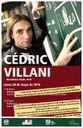 Cédric Villani, Medallista Fields 2010. Lunes 28 de mayo de 2018.