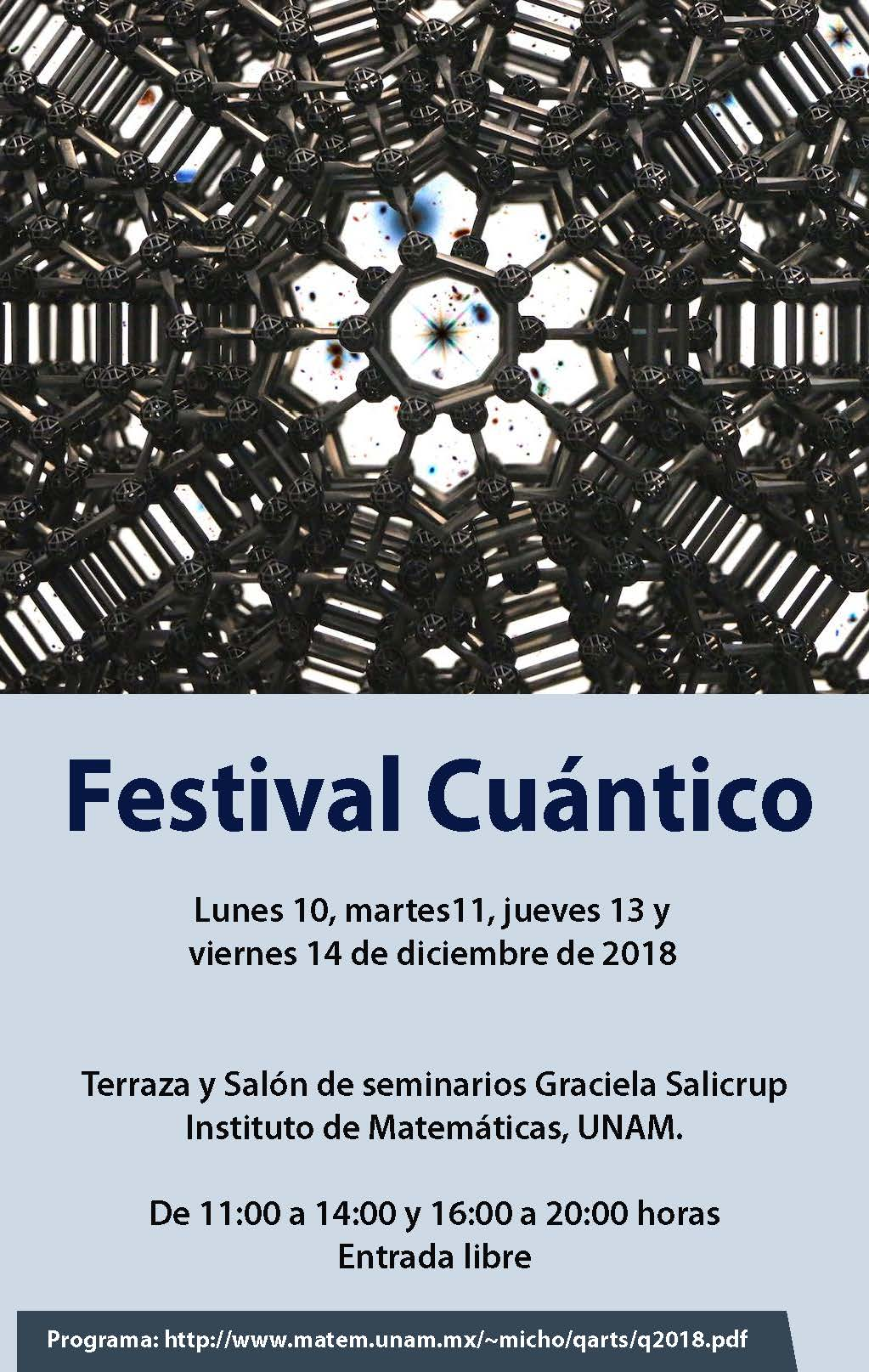 Festival Cuántico 2018